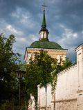 Kiev, Ukraine - Orthodox Church against sky Royalty Free Stock Images