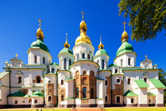Kiev, Ukraine. St. Sophia Cathedral.Kiev Ukraine stock photo
