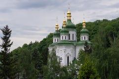 kiev Vudubickiy Immagine Stock Libera da Diritti