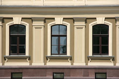 Kiev windows Stock Images