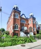 Kiever-Synagoge, Toronto Lizenzfreie Stockfotografie