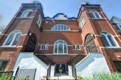 Kiever-Synagoge, Toronto Lizenzfreies Stockfoto