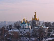 Kievo-Peshersk Lavra Royalty Free Stock Photos