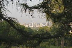 Kiew-Landschaft Lizenzfreie Stockfotografie