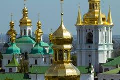 Kiew-Pechersk Lavra Stockfotos