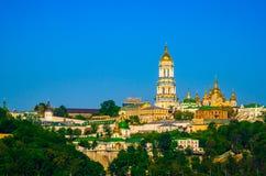 Kiew-Pechersk Lavra Lizenzfreie Stockfotografie