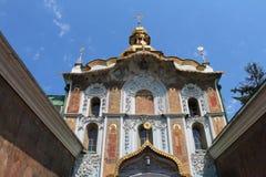 Kiew-Pechersk Lavra Stockfotografie