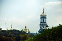 Kiew Pechersk Lavra oder Kyiv Pechersk Lavra stockfotos