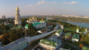 Kiew Pechersk Lavra, Ukraine stock video footage