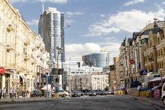 Kiew, Ukraine Stockbild
