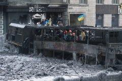 Kiew, Ukraine Stockfotografie