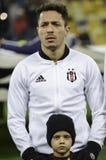 KIEW, UKRAINE - 6. DEZEMBER: Adriano Correia Claro während der UEFA C Stockfotos
