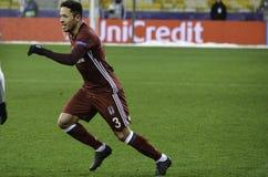 KIEW, UKRAINE - 6. DEZEMBER: Adriano Correia Claro während der UEFA Ch Stockbild
