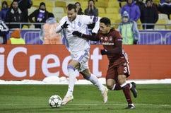 KIEW, UKRAINE - 6. DEZEMBER: Adriano Correia Claro während der UEFA Ch Stockfoto