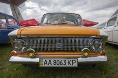 KIEW, UKRAINE - 10. MAI 2019: Retro- Auto des Weinlesetransportes lizenzfreies stockfoto