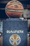 KIEW, UKRAINE - 14. September 2018: Beamter FIBA Special Editio stockfoto