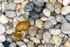 Kiezelsteenstenen Stock Foto