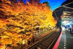 Kifune寺庙 库存图片