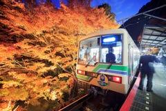 Kifune Shrine Stockbild