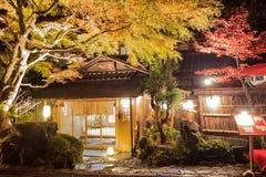 Kifune Shrine Royalty Free Stock Photo