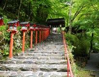 Kifunezhizinzias Eingang Lizenzfreie Stockfotos