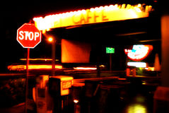 kihei caffe Стоковое Изображение RF
