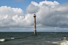 Kiipsaare Leuchtturm Saaremaa, Estland Stockfotografie
