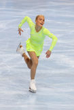 Kiira KORPI (FIN) short program Stock Photography