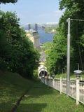 Kijów Funicular Zdjęcie Stock