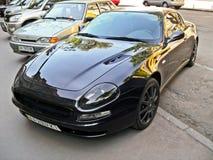 Kijów, Ukraina; Kwiecień 10, 2014 Maserati 3200 GT fotografia stock