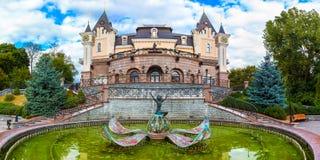 KIJÓW UKRAINA, WRZESIEŃ, - 23, 2016: kukiełkowy teatr Fotografia Royalty Free