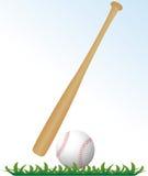 kij bejsbolowy Obraz Royalty Free