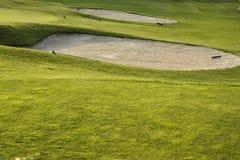 Kij golfowy obraz stock