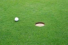Kij golfowy Obraz Royalty Free