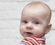 Kijk baby Royalty-vrije Stock Foto's