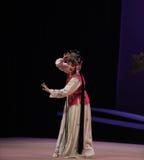 """Kijk in het spiegel-Kunqu Opera """"the Westen Chamber† Royalty-vrije Stock Foto"""