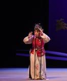 """Kijk rond zorgvuldig-Kunqu het Opera """"the Westen Chamber† Stock Afbeelding"""