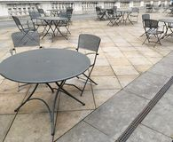 Kijk a zoals dansende stoelen Royalty-vrije Stock Foto
