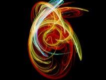Kijkt als een hart Vector Illustratie