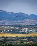 Kijong-Дун Корейская Северная Корея стоковые фото