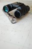 kikarelampöversikt Fotografering för Bildbyråer
