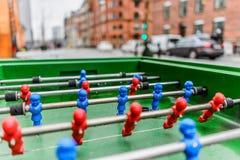 Kiker (fútbol de la tabla) Imagen de archivo libre de regalías