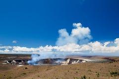 Kilauea, Big Island Stock Images