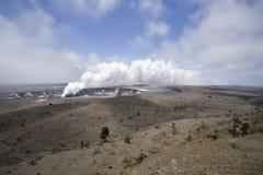 Kilauea Caldera Royalty Free Stock Image