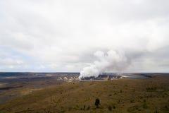 Kilauea Caldera, Kona, HI Stock Photography