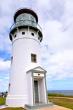 Kilauea Leuchtturm Stockbilder