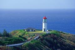 Kilauea Lighthouse stock photo