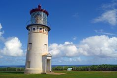 Kilauea Lighthouse 2011 Stock Image