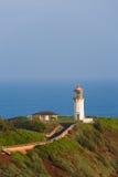 Kilauea lighthouse Kauai, Hawaii. Kilauea lighthouse point on the island of Kauai, Hawaii Stock Photography
