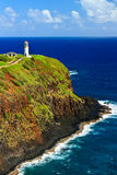 Kilauea Lighthouse, Kauai Hawaii Royalty Free Stock Photography